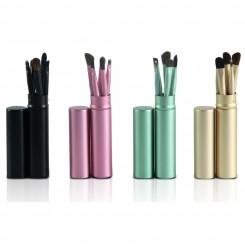 Wholesale & OEM Cosmetics Makeup kits 2017 Hot Saller Beauty Tools 5 Pieces Makeup Brushes
