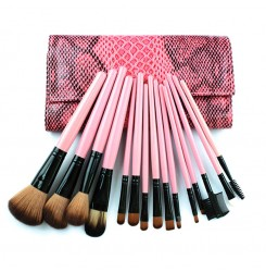 Wholesale & OEM Best Seller Professional Cosmetic Tools 15 Pieces Makeup Brush Set