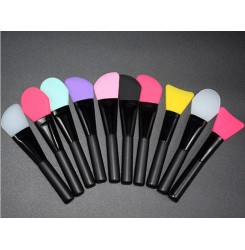 Wholesale & OEM Best Seller 1 Pieces Makeup Brush Silicon Mask Applicator Mask Brush