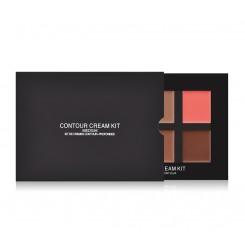 6C # 6 Colors Cream Concealer Palette # Cardboard Palette