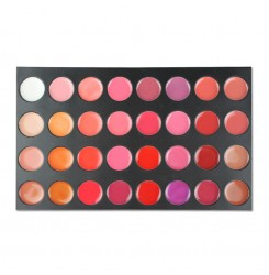 Wholesale & OEM Classic Palette Shenzhen Cherish 32 Colors make your own lip gloss private label lipgloss