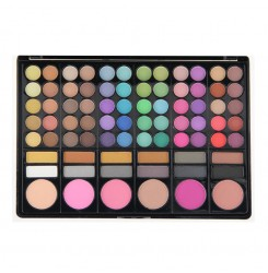 Wholesale & OEM Best Beauty Make Up Kit 78 Colors Eyeshadow Makeup Palette