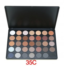 35C#35 Colors Eyeshadow Palette