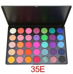 35E#35 Colors Eyeshadow Palette