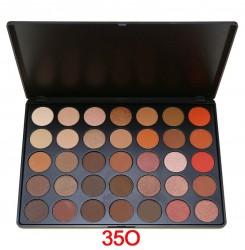 35O#35 Colors Eyeshadow Palette