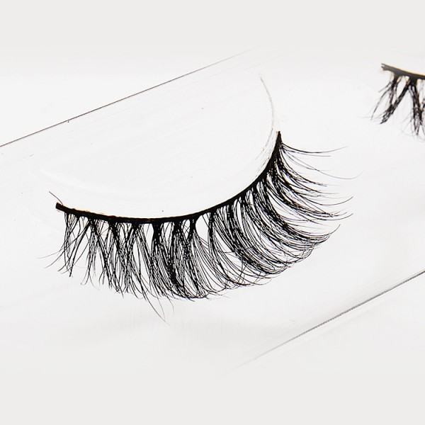 MT012 # Horse Hair 1 Pair Pack Eyelashes