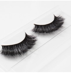 MT013 # Horse Hair 1 Pair Pack Eyelashes