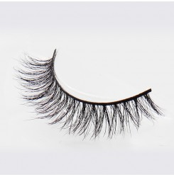 MT017 # Horse Hair 1 Pair Pack Eyelashes