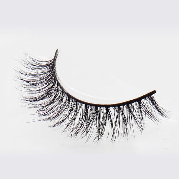 MT017 # Horse Hair 1 Pair Pack Eyelashes