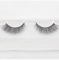 001  # 1 Pair Pack Mink Eyelashes
