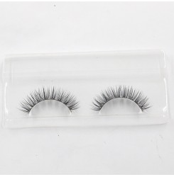 009 # 1 Pair Pack Mink Eyelashes