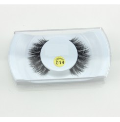 014# 1 Pair Pack Mink Eyelash